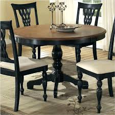 42 round dining table sets inch round dining table brown black inch round dining table with