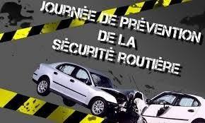 """Résultat de recherche d'images pour """"journée de la sécurité routière et de la prévention"""""""
