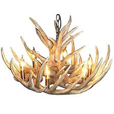 curly you might be studying lightinthebox vintage antler chandelier lighting industrial fixture country 6 lights