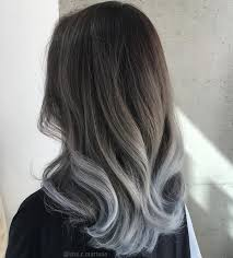 Ombre Hairstyle 28 Amazing HOT TREND Silver OMBRE Hairstyles' Pinterest Silver Ombre And