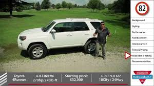 2014 Toyota 4Runner Review - the last of a dying breed. - YouTube