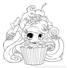 Small Picture Cute Cupcake Coloring Pages GetColoringPagescom