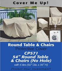 patio furniture covers 54 round