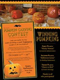 Pumpkin Carving Contest Flyers The Great Pumpkin Carving Contest Winners Announced Life On Keowee
