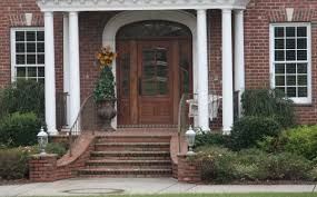 Brick Front Stoop Designs Pin By Mary Ilc On For The Home Brick Porch Brick Steps