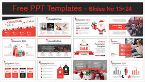 Sell Powerpoint Templates Christmas Sale Powerpoint Templates For Free