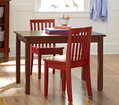 fresh small table with chair ina 2 set pottery barn kid that fit underneath and bench kitchen two round dining 4 folding