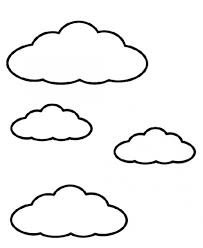 Small Picture Coloring Pages Learn Colors For Kids And Color Smiley Face Cloud