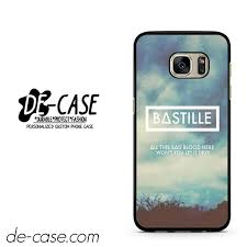 Samsung Quote Magnificent Bastille Quote DEAL48 Samsung Phonecase Cover For Samsung Galaxy