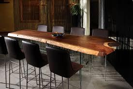 Tisch Aus Baumstamm Naturform Affordable Massiver Baumstamm Tisch