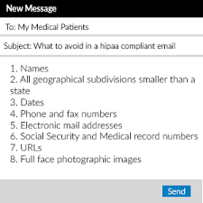 The Facts About Hipaa And Email Sms Communication With Patients
