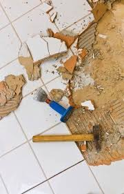 how to remove tile project summary