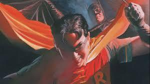 Robin's Many Masks: Dick Grayson
