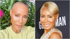 How Jada Pinkett Smith Battled Hair ...