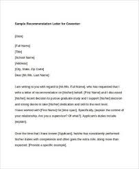 how to write an recommendation letter letter of recommendation site how to write a