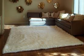 white fluffy area rug best decor things carpets fuzzy rugs black dark gray throw soft and navy blue marvelous large size of dining room plush for