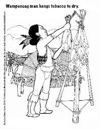 Indian Coloring Pages Printables Print Out Jokingartcom Indian