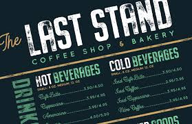 How To Make A Design On Coffee How To Create A Coffee Shop Bakery Menu Design In Photoshop