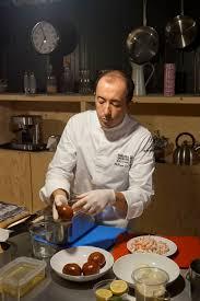 1er Cours De Cuisine Chez Caliéco Avec Le Chef étoilé Philippe Le