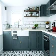 grey kitchen tiles grey and white kitchen with geometric patterned floor grey kitchen floor tiles ideas