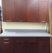 Bamboo Flat Panel Door Kitchen Cabinets Kitchen Cabinet Door Knobs