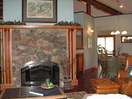gas corner fireplace