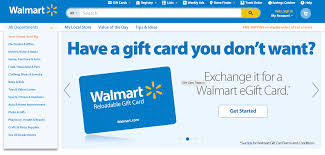 walmart s new site allows consumers to exchange unwanted gift cards for walmart e cards techcrunch