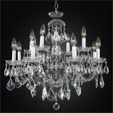 iron and crystal chandelier old world iron 543