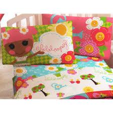 Lalaloopsy Bedroom Amazoncom Lalaloopsy Sew Magical Twin Bedding Set 4pc Blossom
