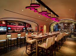 Interior:Wonderful Restaurant Bar Interior Design With White Wall Color And  Wooden Floor Idea Stylish