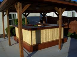 home pool tiki bar. Unique Design Diy Tiki Bar Plans Full Size Home Pool R