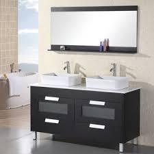 55 inch double vanity.  Vanity Warren 55 In 55 Inch Double Vanity A