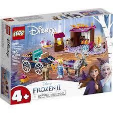 Đồ chơi LEGO DISNEY PRINCESS - Chuyến Phiêu Lưu Trên Cổ Xe Tuần Lộc Của Elsa  - Mã SP 41166