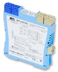 MTL5516C Mtl Surge Technologies, <b>Isolated</b> Barrier, <b>2 Channels</b>, 20 ...