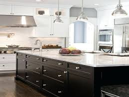 black and white cabinets kitchens with dark cabinets photos of the the black cabinets white marble countertops