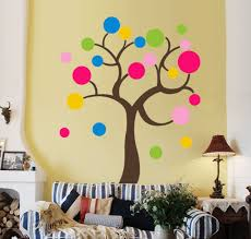 Small Picture Decorate Your Living Room With Wall Decals iDesignArch