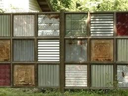 corrugated metal fence diy corrugated metal fence diy corrugated metal privacy fence