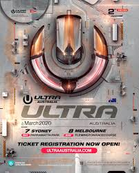 Ultra Australia To Return In March 2020 Resistance Santiago