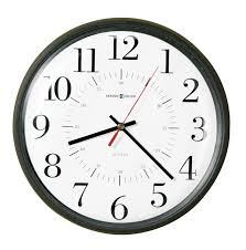 office wall clocks large. black framed white dial office wall clock 625323 howard miller clocks large 3