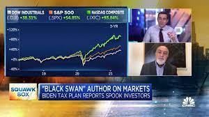 Why 'Black Swan' author calls bitcoin ...