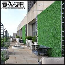 outdoor artificial living wall rolls to enlarge