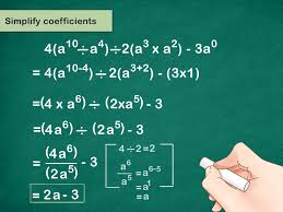 how to solve algebraic problems with exponents