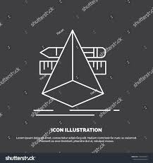 3d Symbol Designer 3d Design Designer Sketch Tools Icon Stock Vector Royalty