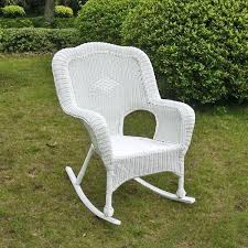 wicker rocking chair canadian tire outdoor resin rocker at white