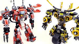 CN BRICK - LEGO NINJAGO MOVIE QUAKE MECH SY925 Unofficial LEGO