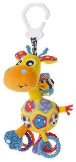 Купить Подвесная игрушка Playgro Жираф (0186359 ...