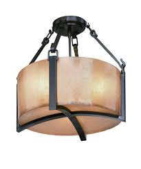 shown in antique bronze finish and sunrise glass