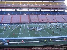 Aloha Stadium View From Orange Level Kk Vivid Seats