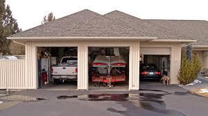 3 car garage door hinges