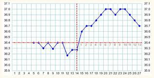 Basal Temp Chart Example Product Emay